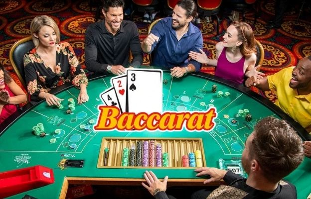 easy casino games baccarat