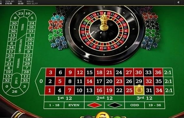 easy casino games roulette